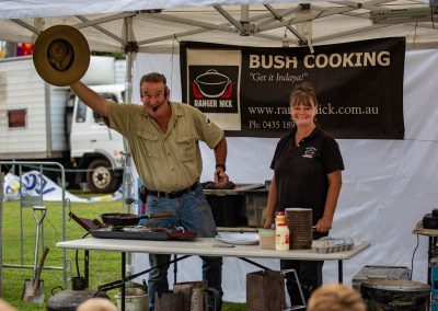 Bush-Cooking