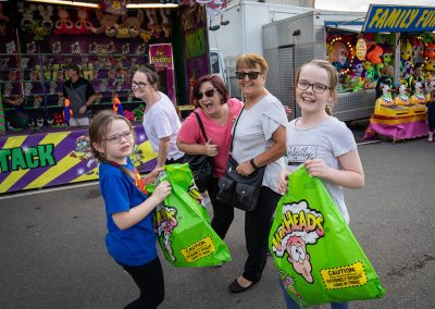 Showbags and family fun